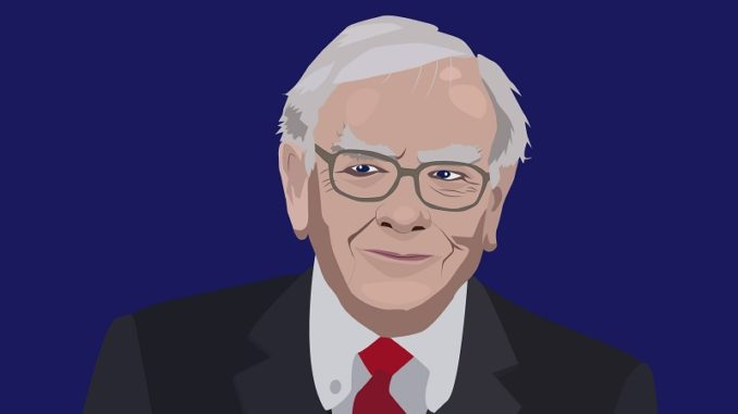 Warren Buffett's 2020 Shareholders Letterrren Buffet